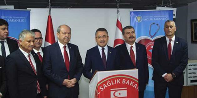 """""""500 YATAK KAPASİTELİ HASTANE YAPILACAK"""""""