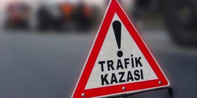 Haftalık trafik raporu: 54 kaza, 16 yaralı