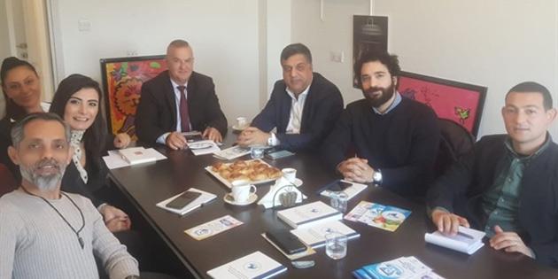 Başbakanlık Uyuşturucu ile Mücadele Komisyonu, Beyarmudu Belediyesi iş birliğini güçlendiriyor