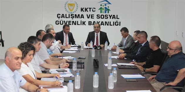 Asgari Ücret Saptama Komisyonu yılın ikinci asgari ücretini belirlemek üzere toplandı