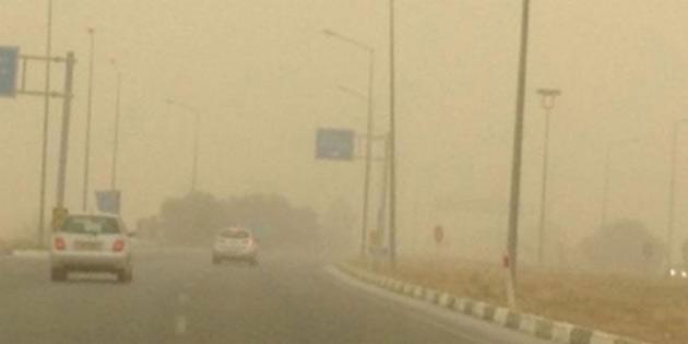 Meteoroloji Dairesi'nden toz uyarısı