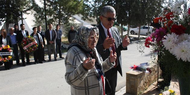 Kemal Aşık, ölümünün 28. yıldönümünde anıldı