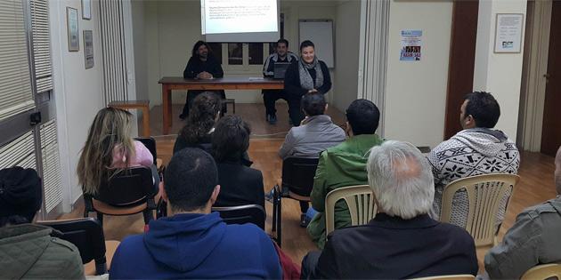 """""""Eylem hakkı seminerleri"""" Güzelyurt ve Lefkoşa'da gerçekleşti"""