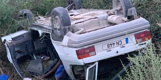Girne - Alsancak çevre yolundaki trafik kazasında yaralanan Hasan Şafak Yetken yaşamını yitirdi