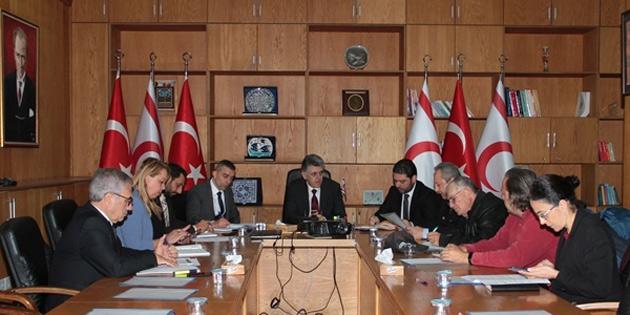 Başbakanlıkta trafik güvenliği toplantısı gerçekleştirildi