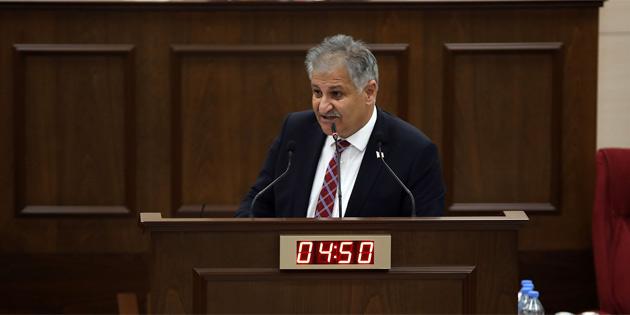 """Pilli: """"Lefkoşa'da yeni hastane her odada bir yatak olacak şekilde 500 yataklı inşa edilecek"""""""