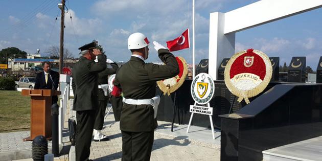 Gaziveren ve Çamlıköy şehitleri ve direnişlerin yıl dönümü yarın anılacak