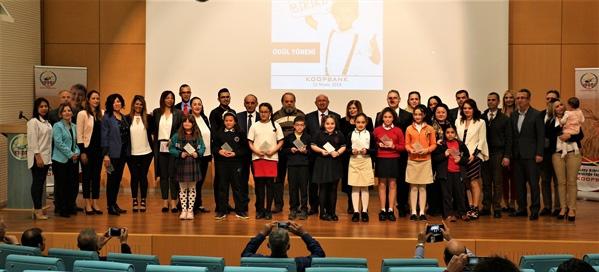 III. İlkokullar arası kompozisyon yarışması ödülleri verildi