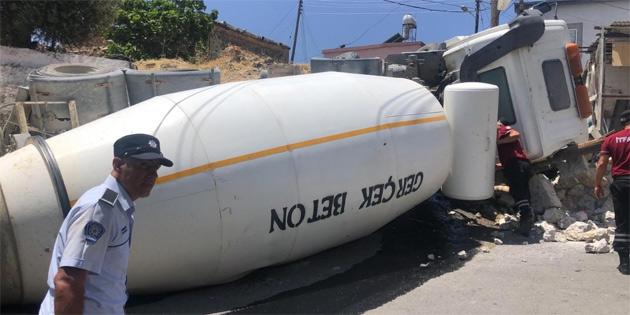 Ağırdağ'da trafik Kazası