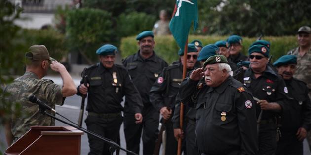 TMT Mücahitler Derneği Gemikonağı-Lefke Şubesi KTBK'yı ziyaret etti