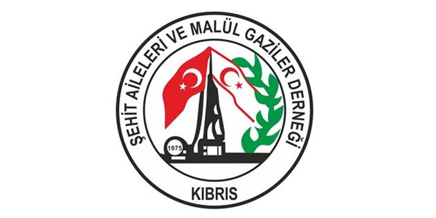 Şehit Aileleri ve Malul Gaziler Derneği 19 Eylül Gaziler Günü nedeniyle mesaj yayımladı