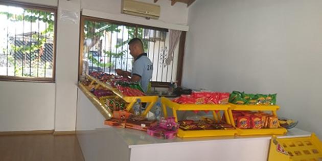 Alsancak Belediyesi okul kantinlerinin denetimini yaptı