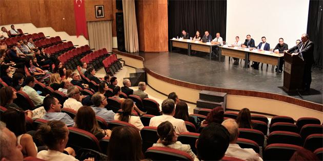 Milli Eğitim ve Kültür Bakanı Bakanı Çavuşoğlu, eğitim analiz toplantısı'na katıldı