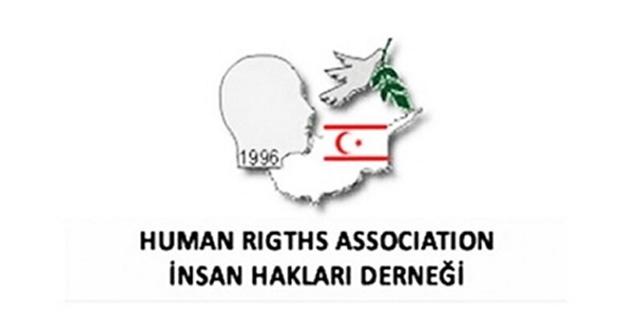 Insan Hakları Derneği ABD ve Yunanistan'ın açıklamalarını protesto etti