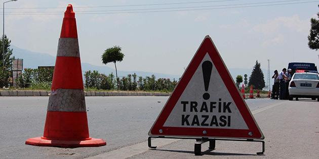 Son bir haftada 66 trafik kazası: 19 yaralı