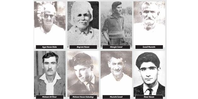 Ayvasıllı 8 kayıp şehit, Pazartesi defnediliyor