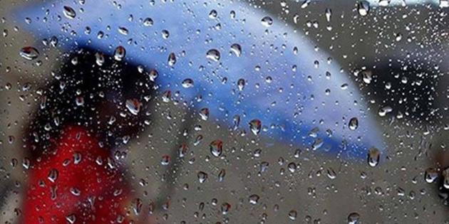 Alayköy ve Bostancı'ya 5 kilogram yağış düştü