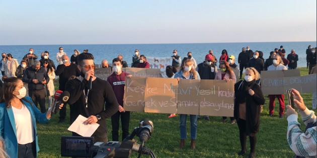 İskele Çevreyi ve Sahilleri Koruma İnisiyatifi, Long Beach bölgesindeki otel projesine karşı