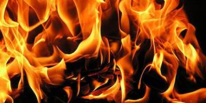 Gönyeli'de yangın zarara neden oldu