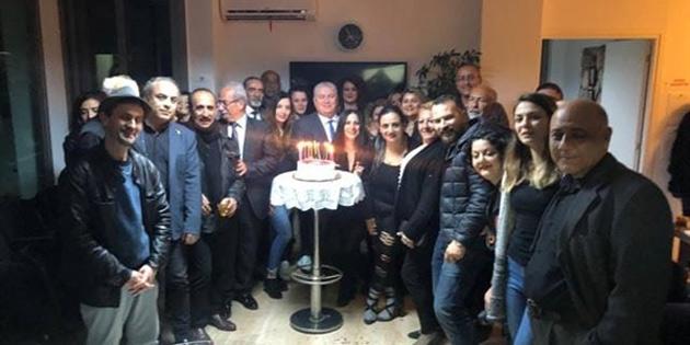 TKP'nin 43. kuruluş yıl dönümünün kutlandığı bildirildi