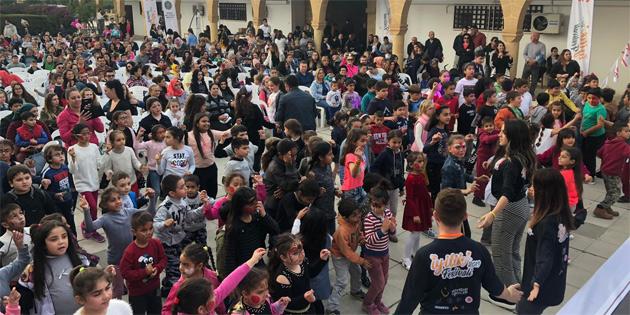 Kıbrıs Vakıflar İdaresi, Güzelyurt'ta İyilik Festivali düzenledi