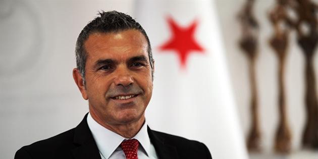 """""""Kıbrıslı Türk gençliğinin uluslararası platformlarda spor yapma hakkı teslim edilmeli"""""""