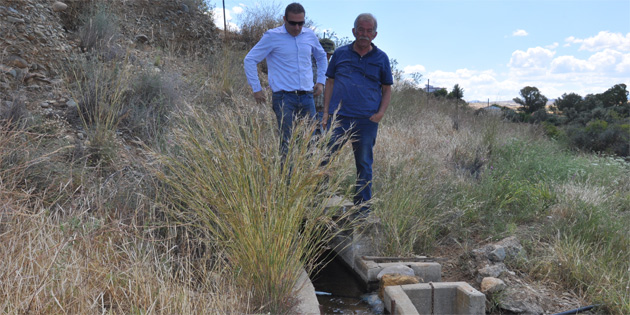 Taşpınar'daki tarihi su kuyuları hala çalışır vaziyette