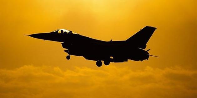 F-16'lar ilk kez gece uçuşuyla Şafak Nöbeti'ni selamlayacak