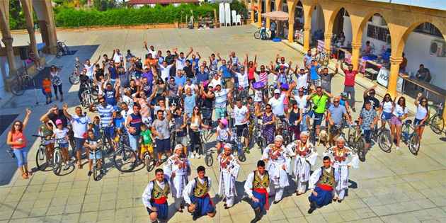 """""""5. Klasik Bisikletlerle Güzelyurt Turu ve Kültür Günü"""" 29 Eylül'de"""