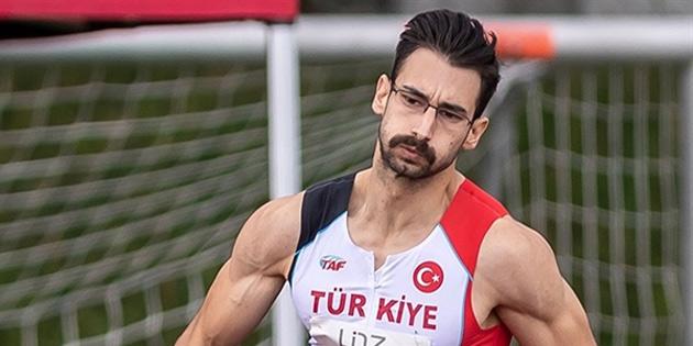 Yiğitcan Doha'daki Dünya Atletizm Şampiyonasında Türkiye'yi temsil edecek