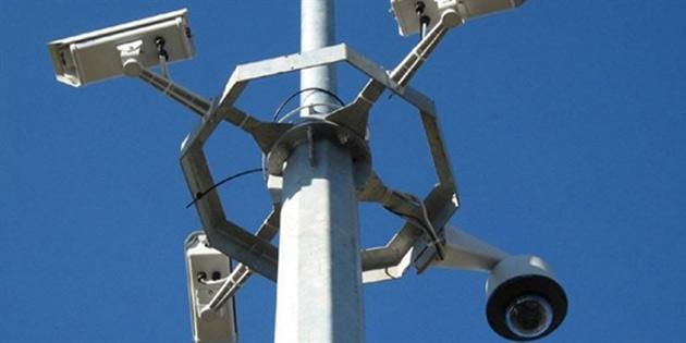 ASELSAN'ın güvenlik sistemleri KKTC'de