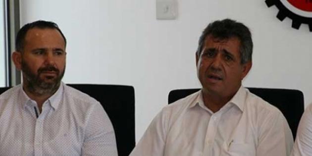 Sendikal Platform, El-Sen'e destek belirtti