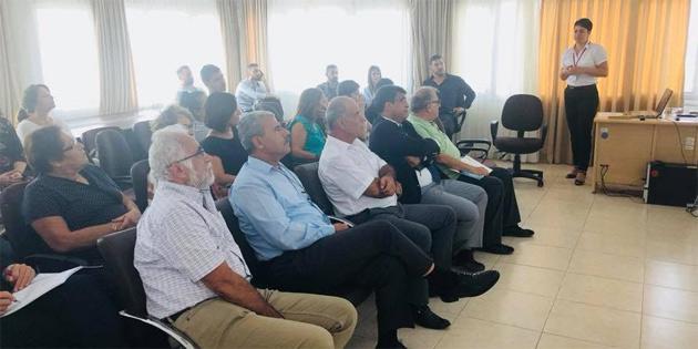 Lefke'de imar planı süreci hakkında bilgilendirme toplantısı