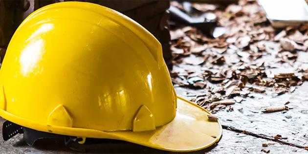 Alayköy'de iş kazası