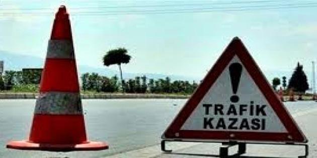 96 trafik kazasında 23 kişi yaralandı