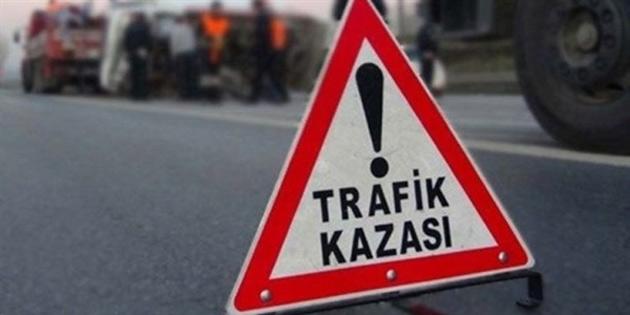 Lefkoşa-Girne yolunda meydana gelen kazada bir kişi yaralandı