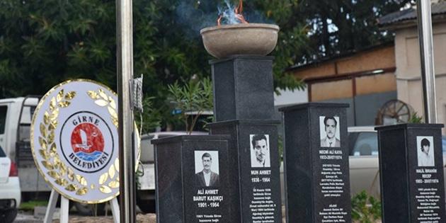 Ozanköy şehitleri 22 Kasım'da anılacak