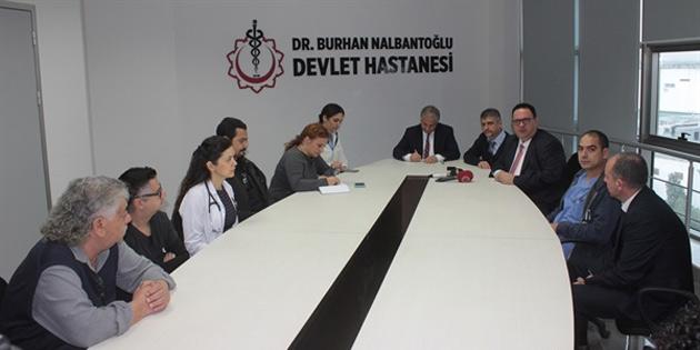 Organ nakilleriyle ilgili basın toplantısı düzenlendi