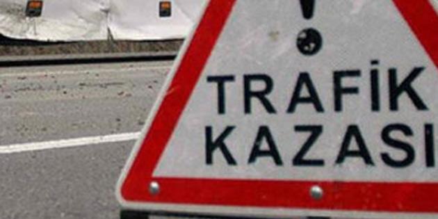Girne'de otomobilin çarptığı yaya hayatını kaybetti