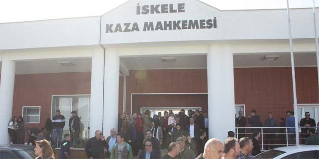 Eski İskele Kaymakamı Kemal Yılmaz 2 ay hapse mahkum edildi
