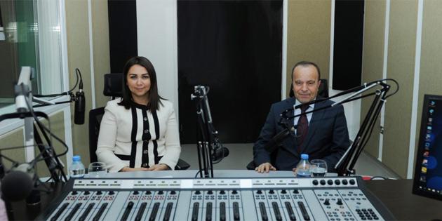 Baybars, Sivil Savunma Teşkilatı Başkanlığına nezaket ziyaretinde bulundu