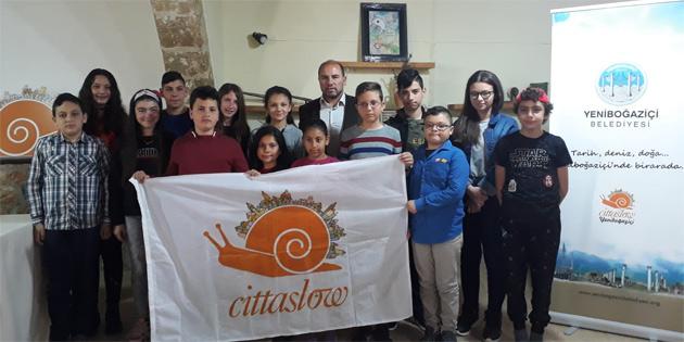 Yeniboğaziçi Belediyesi çocuk belediye başkanını ve meclis üyelerini seçti