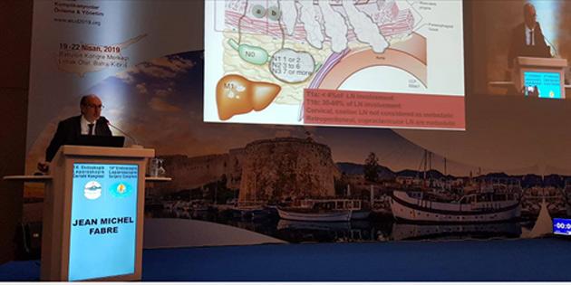 14. Uluslararası Endoskopik Laparoskopik Cerrahi Kongresi başladı