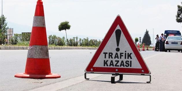 92 trafik kazasında 30 kişi yaralandı