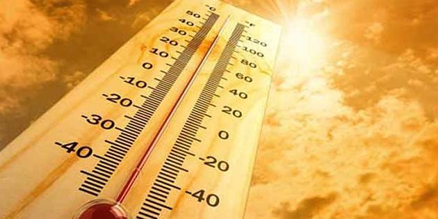 Hava sıcaklığı 36 derece civarında seyredecek