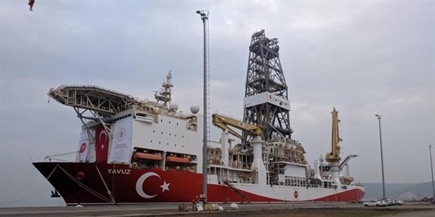 Yavuz, Temmuz ayının başında sondaja başlayacak'