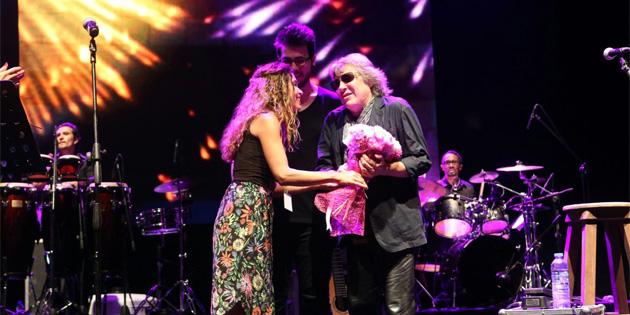 21. Uluslararası Mağusa Kültür-Sanat ve Turizm Festivali José Feliciano konseri ile sona erdi
