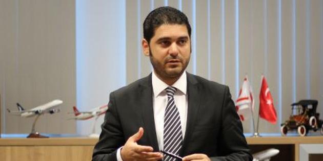 Kıbrıs Sağlık Turizmi Konseyi Başkanı Savaşan'ın 20 Temmuz mesajı