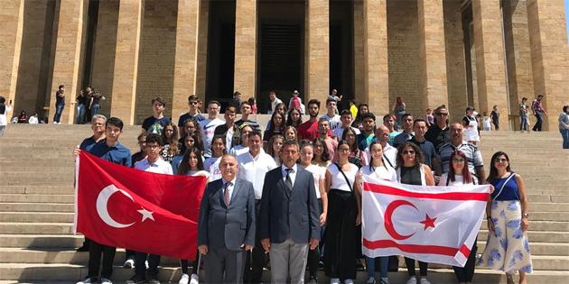 Sivil Savunma Teşkilatı Başkanlığı'nın düzenlediği Türkiye kültür gezisi sona erdi