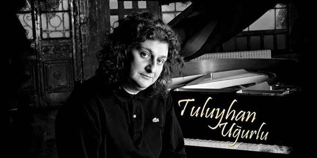 Piyanist Tuluyhan Uğurlu Lefkoşa'da sahne alacak